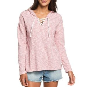 ROXY Discovery Arcade Hoodie Size SMALL